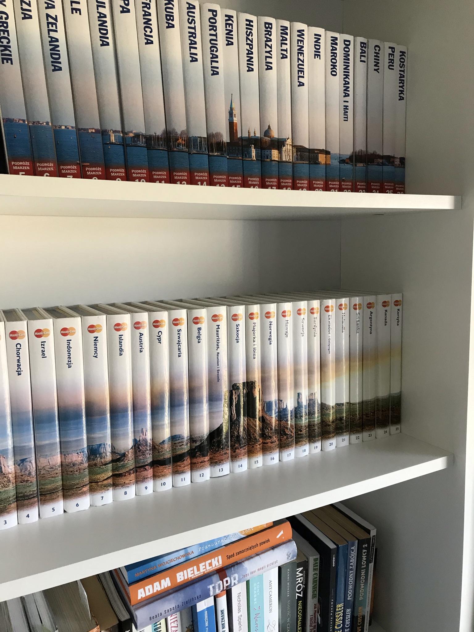 biblioteczka podróżnika
