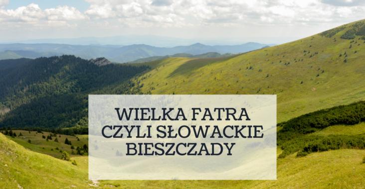 słowackie bieszczady